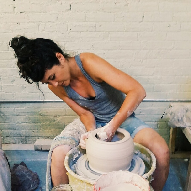 Miki Palchick,  The Cedar Works Artist Studios