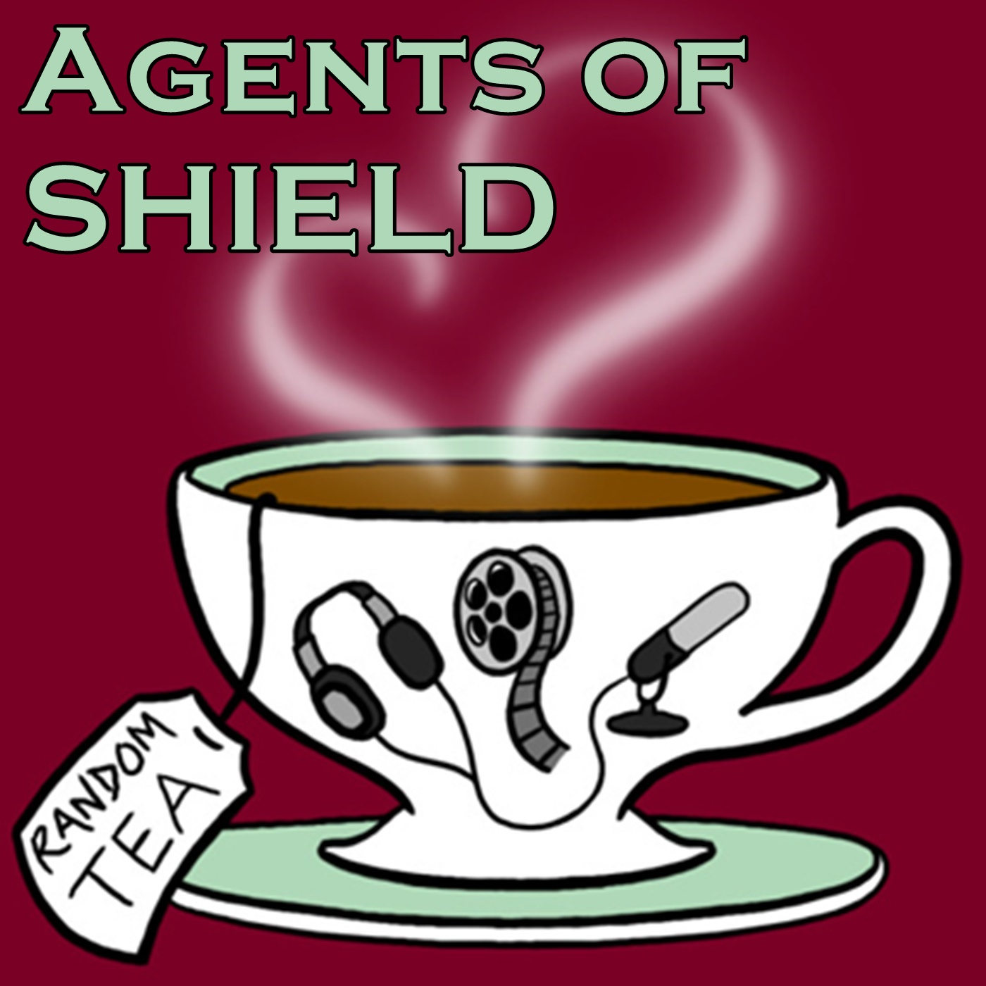 Agents of SHIELD - Random Tea Podcasts