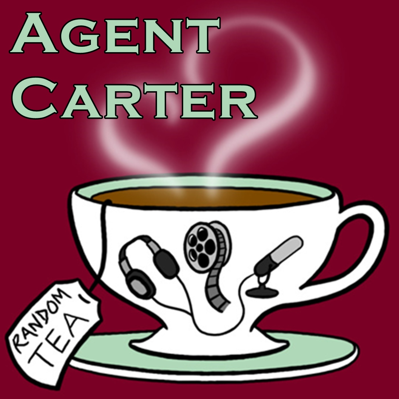 Agent Carter - Random Tea Podcasts