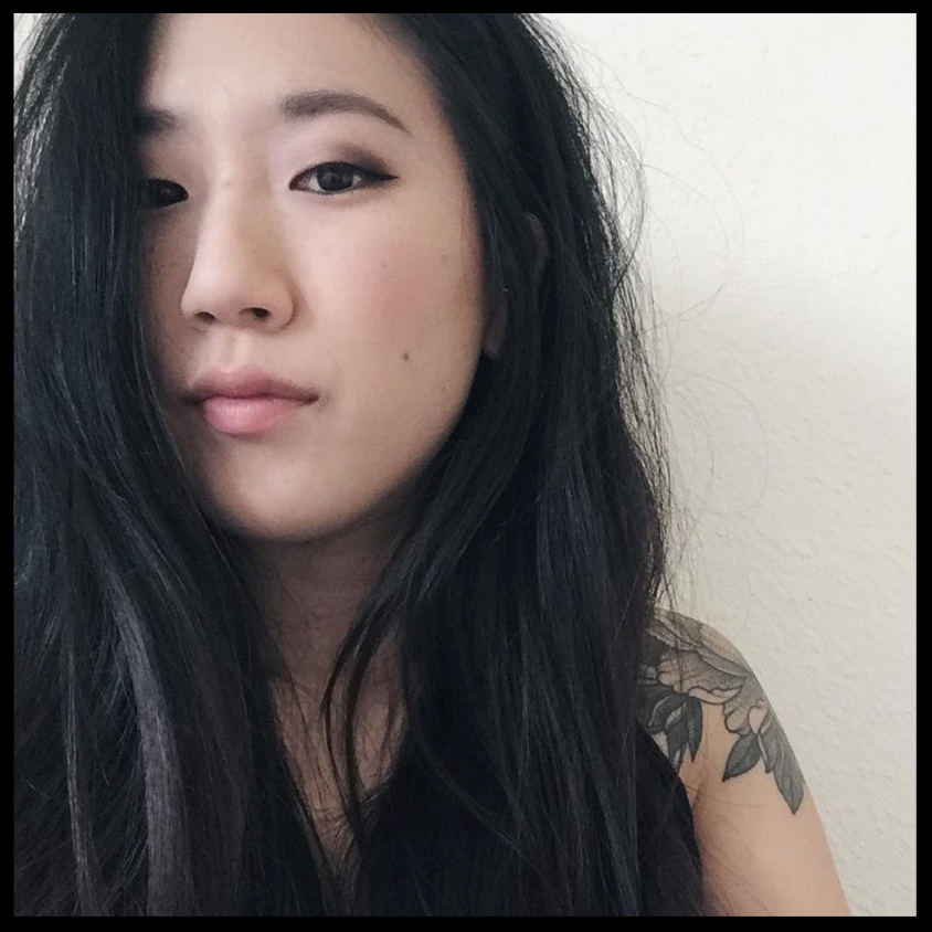 Justine Cho - tattoo artist