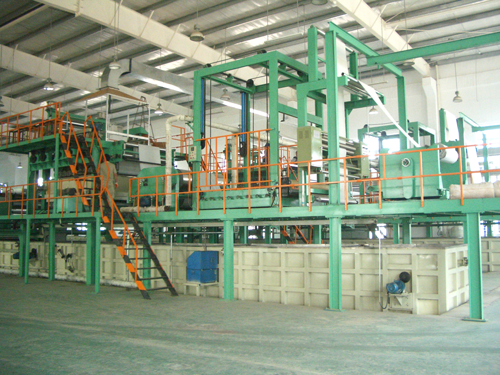 Combination PU-PE Coating Line