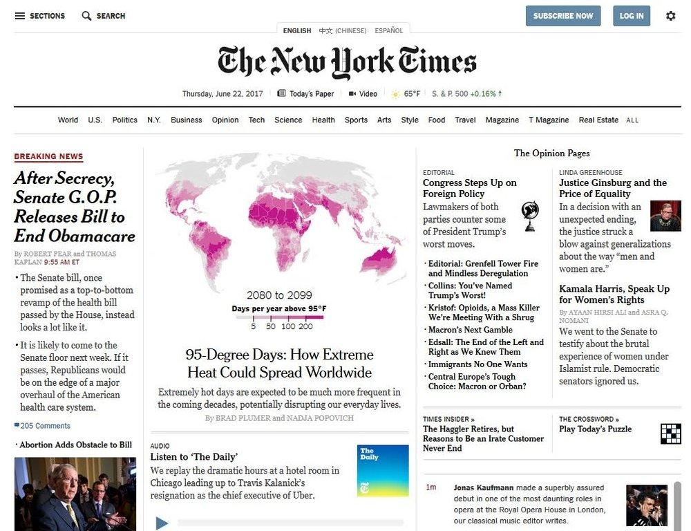 impact lab NYT