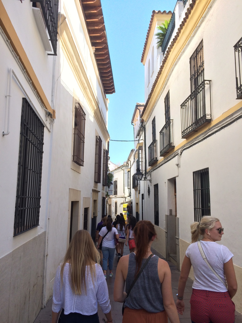 The Streets of Córdoba