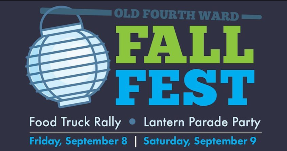 Old Fourth Ward Festival 2017 | September 8 & 9, 2017