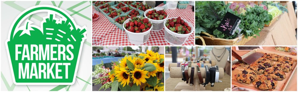 Sandy Springs Farmers Market | April to December, 2018