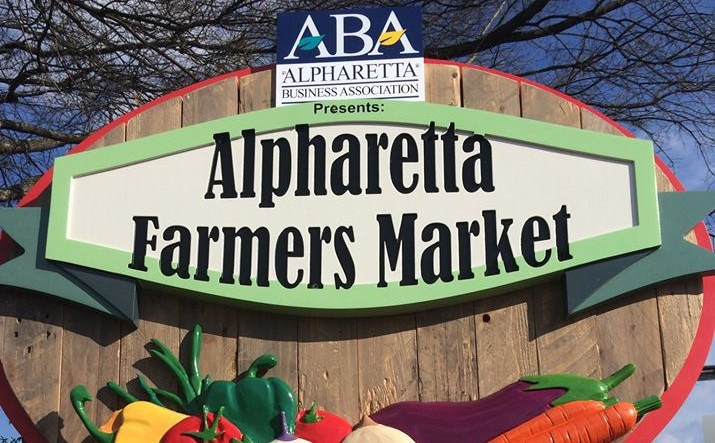 Alpharetta Farmers Market | April to October, 2018