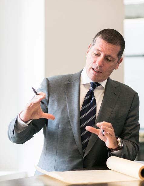 Anthony Mosellie (Principal at Kohn Pedersen Fox)