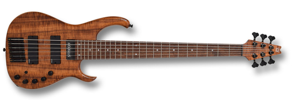 Quantum TBX6 - Figured Koa