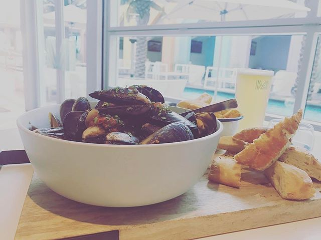 Final call for bookings for $25 All You Can Eat Chili Mussels for tonight! Call us on 9245 2000 #matissebeachclub #foodofperth #scarboroughbeach