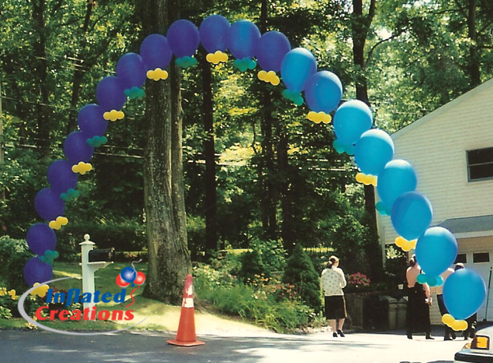 24 inch Balloon Arch