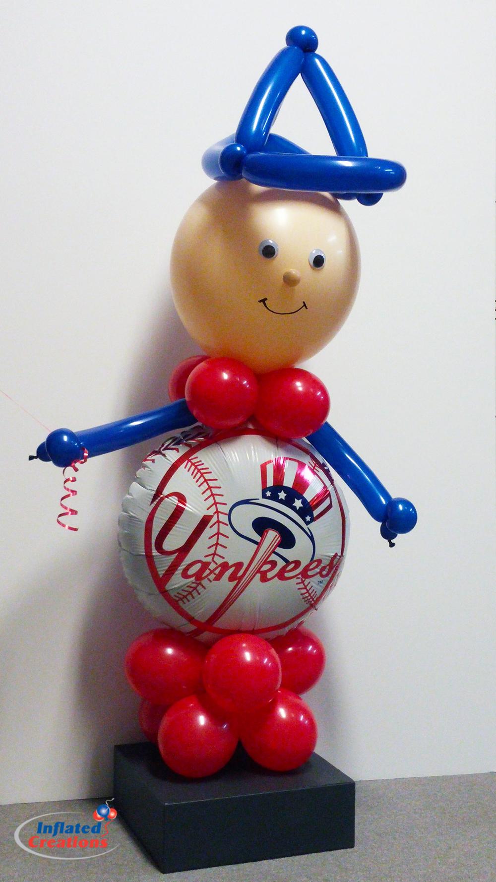 Character - Yankee Boy