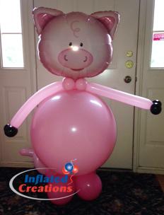 Pig - Life Sized
