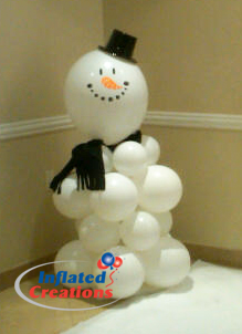 Character - Snowman