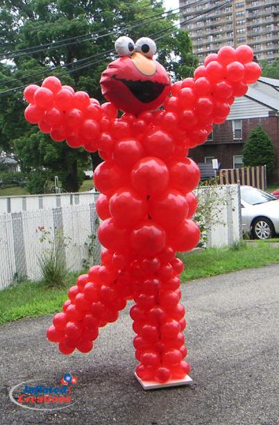 Elmo Figure