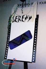 Jeremy Sign-In Board