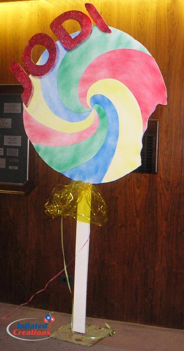 Lollypop - Foamboard
