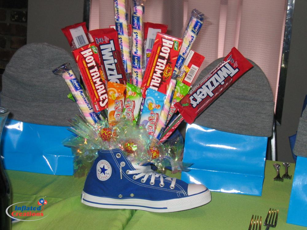 Sneaker & Candy