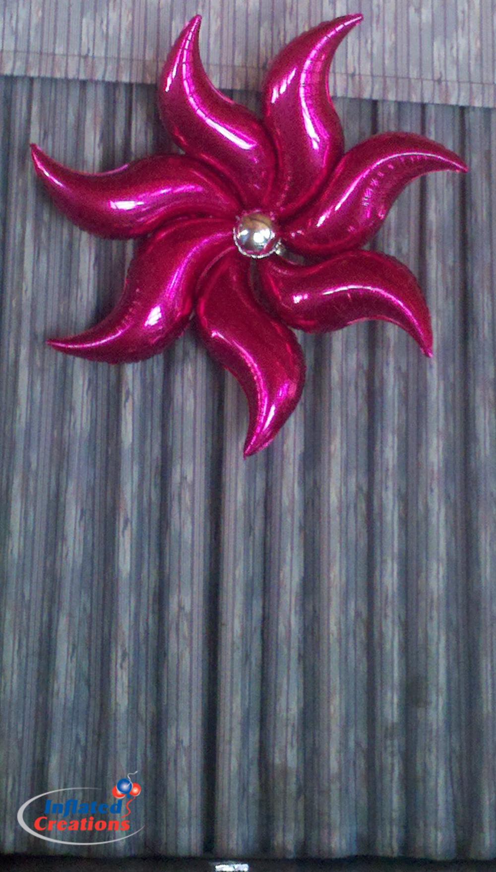 Mylar Pinwheel