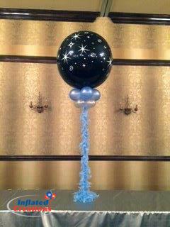 Three Foot Balloon on Boa