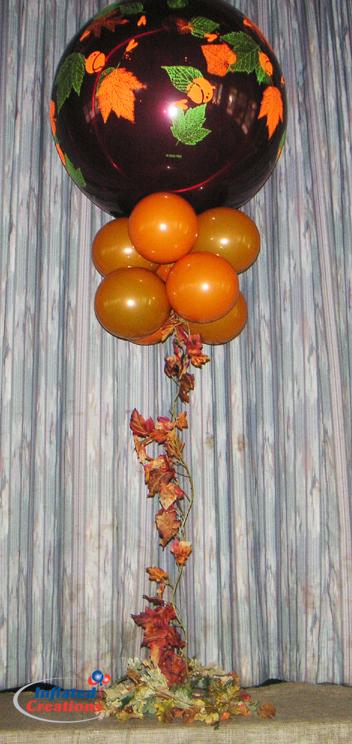 Three Foot Balloon-Autumn