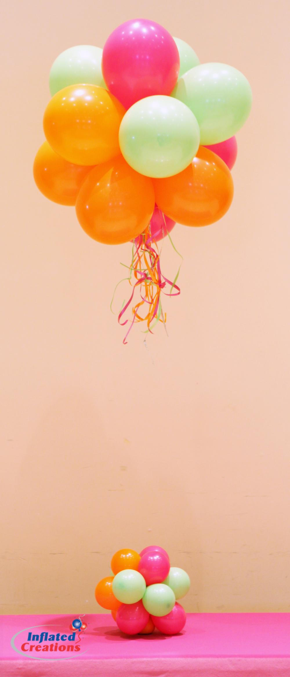 Floating - Mini Puffball Base