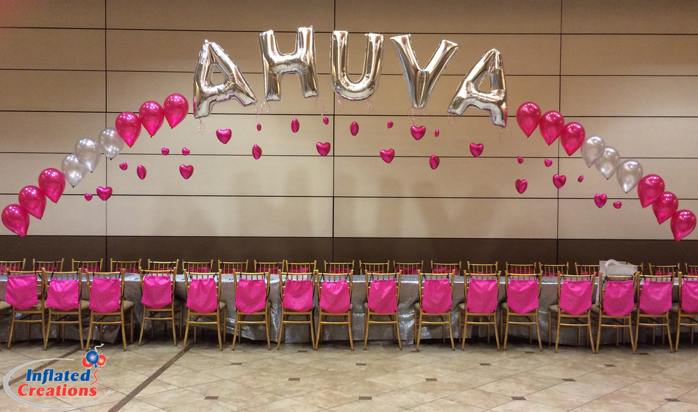 Ahuva heart Arch