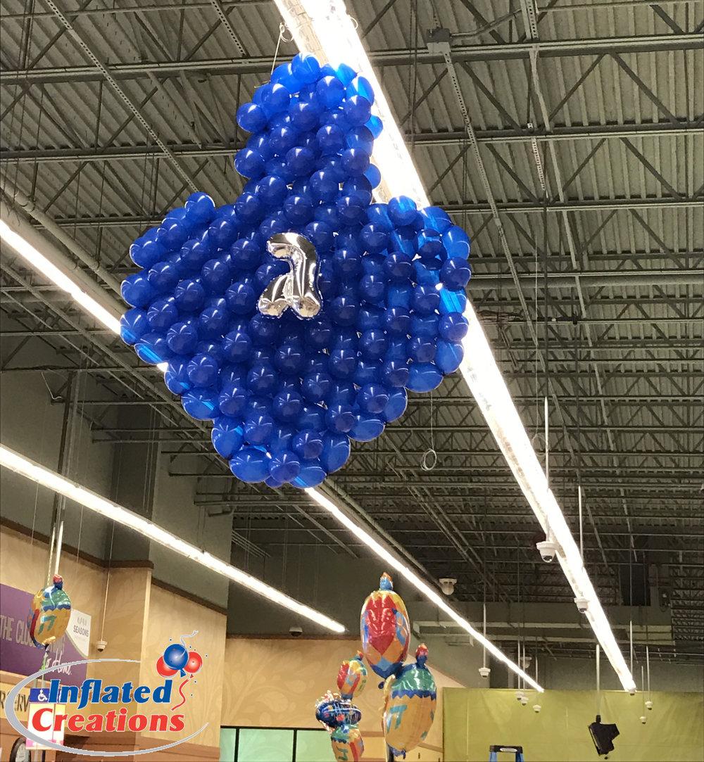 Balloon Driedal