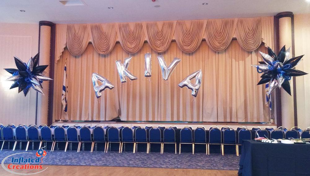 Bar Mitzvah Stage