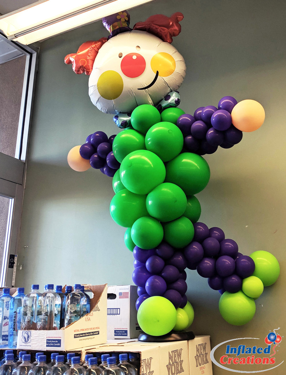 Clown - Balloon Body
