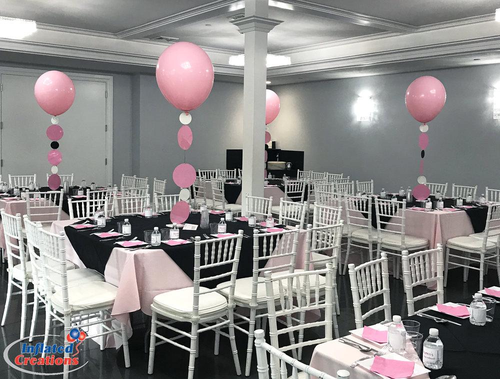 Polka Dot Balloon Party