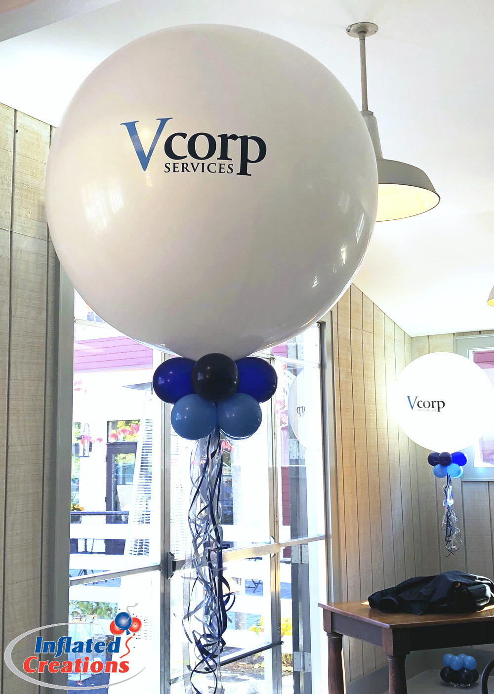 Custom Business Logo Balloons