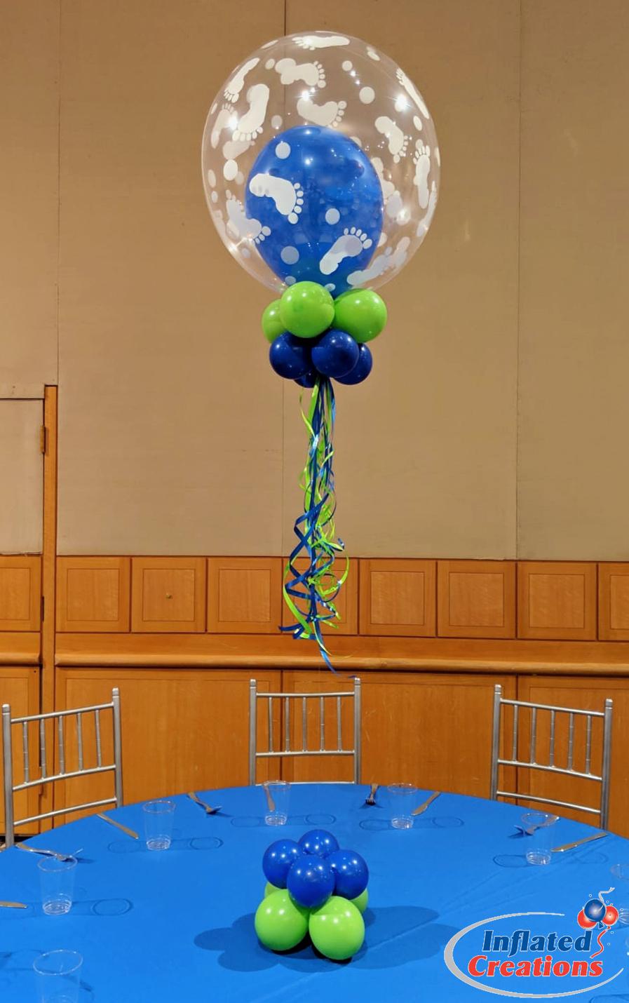 Baby Feet Balloon