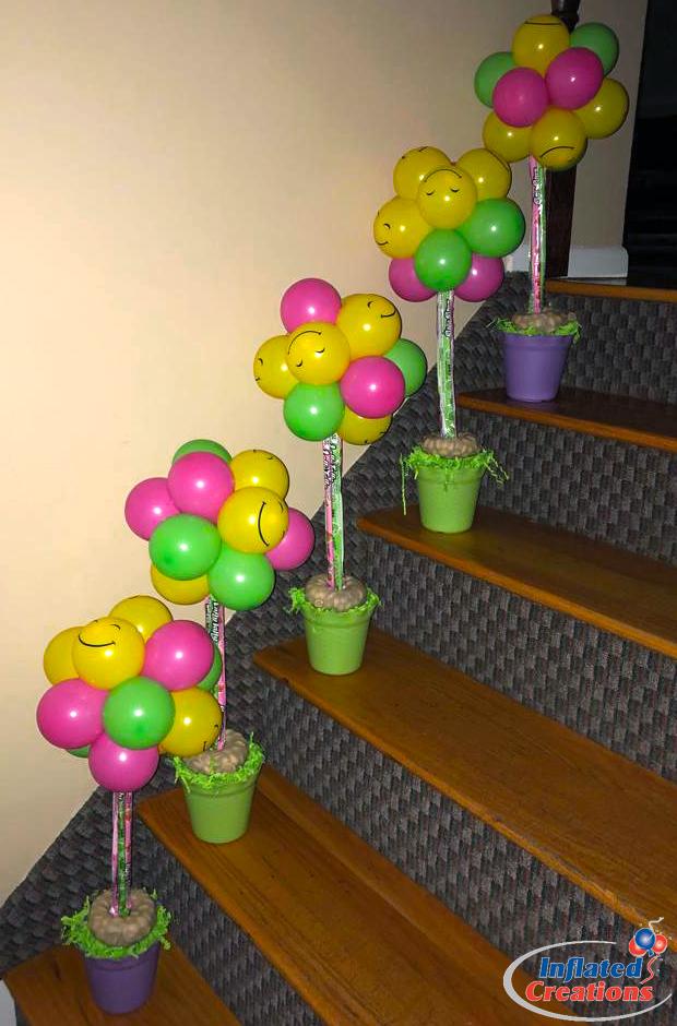 Columns - Puffball Smileys