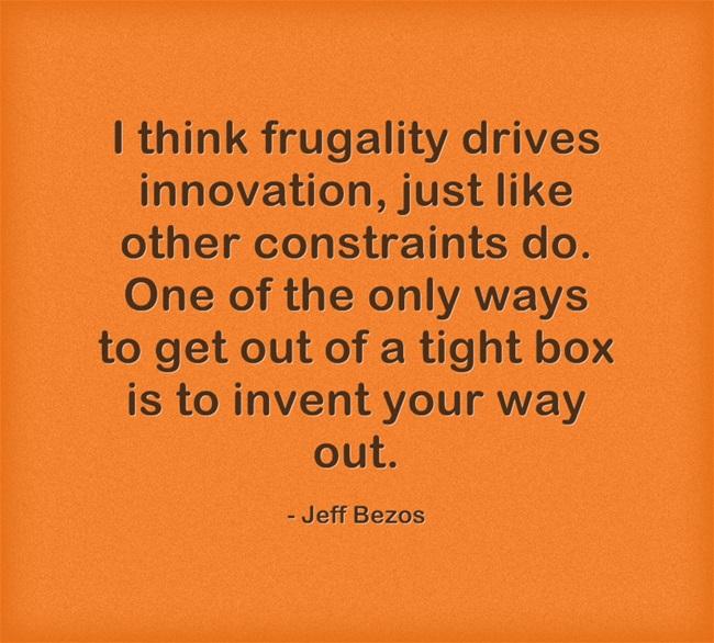 Frugality_Jeff Bezos