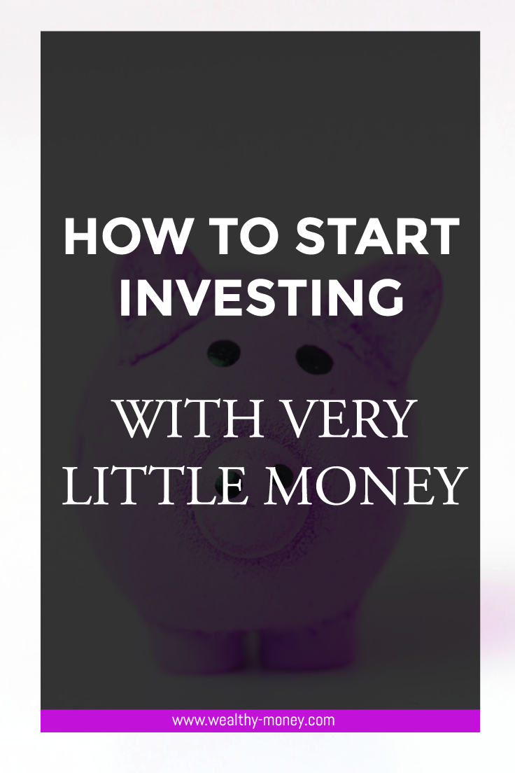 how to start investing with very little money
