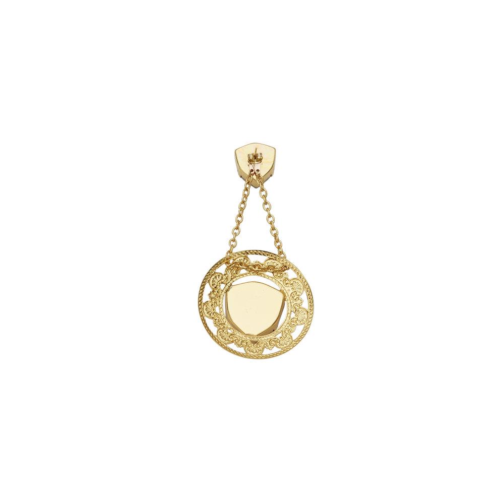 Arcadia Gold Earrings — BALYCK JEWELLERY