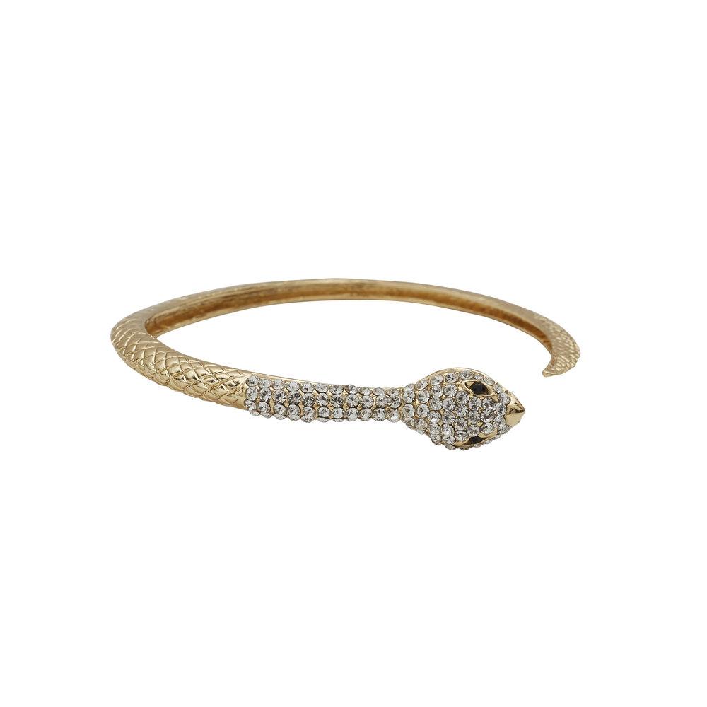 Knave gold bracelet - $135.00 AUD