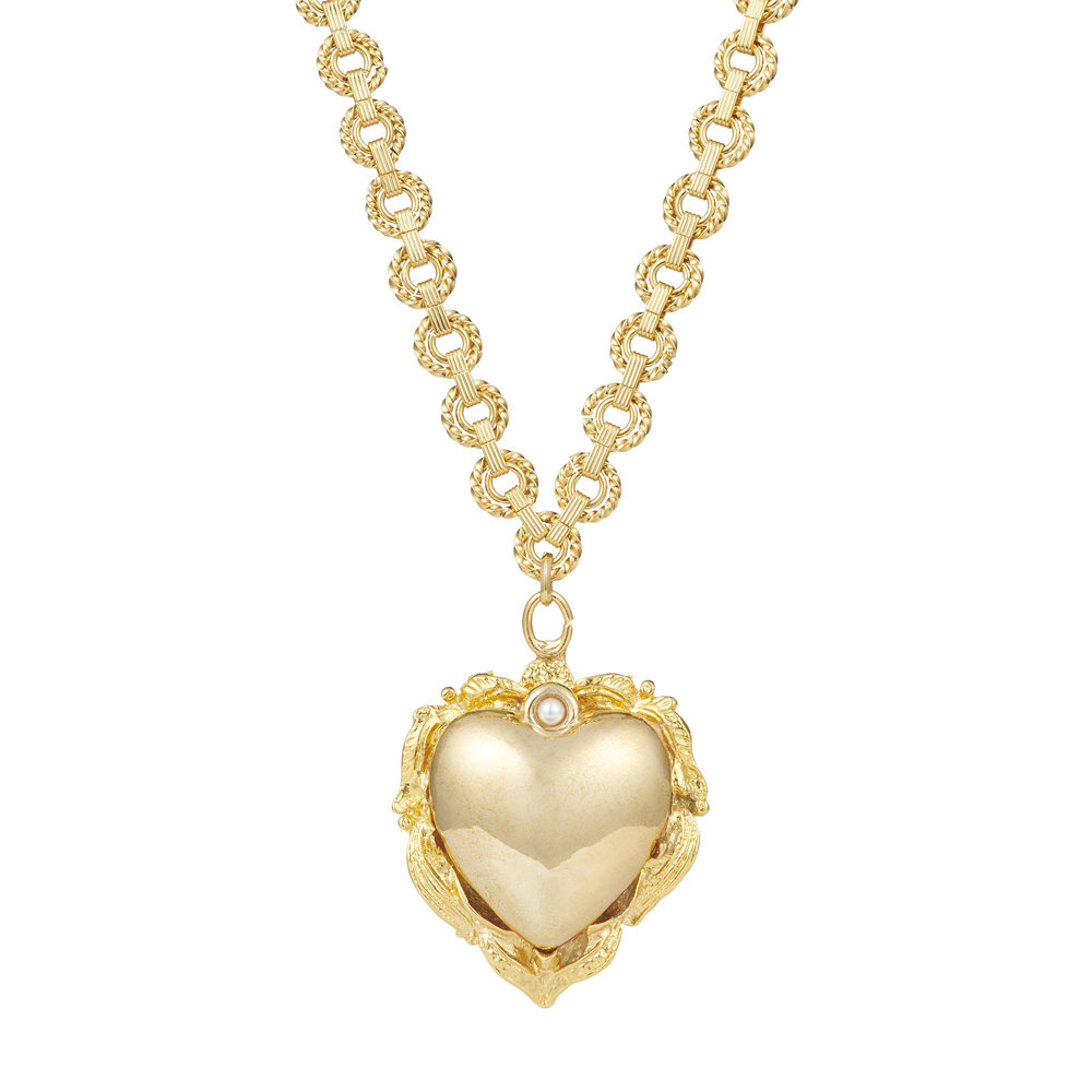 amore Necklace - $200.00 AUD