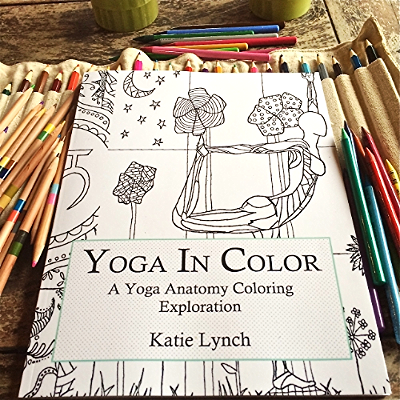 yoga anatomy coloring book i have created now now - Yoga Anatomy Coloring Book