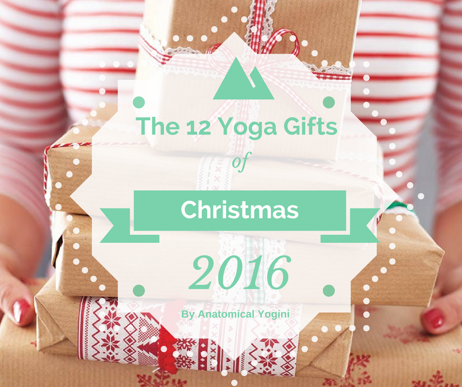 The 12 Yoga Gifts of Christmas 2016 By Anatomical Yogini u2014 ANATOMICAL YOGINIYoga In Color  A Yoga Anatomy Coloring Exploration  sc 1 st  Anatomical Yogini & The 12 Yoga Gifts of Christmas 2016 By Anatomical Yogini ...