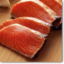 Seared Sockeye Salmon (Tataki)