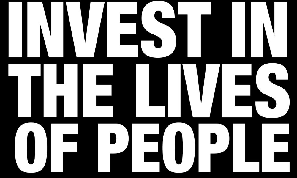 PowerSpeaksLouder_InvestInTheLivesOfPeople