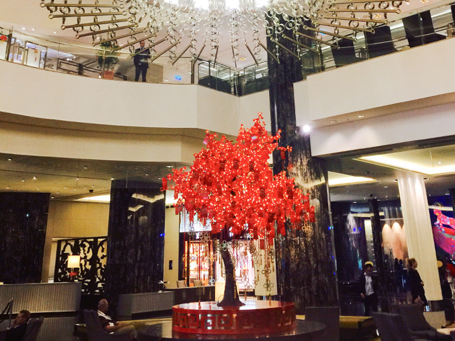 Copy of CNY Maple in Crown Casino