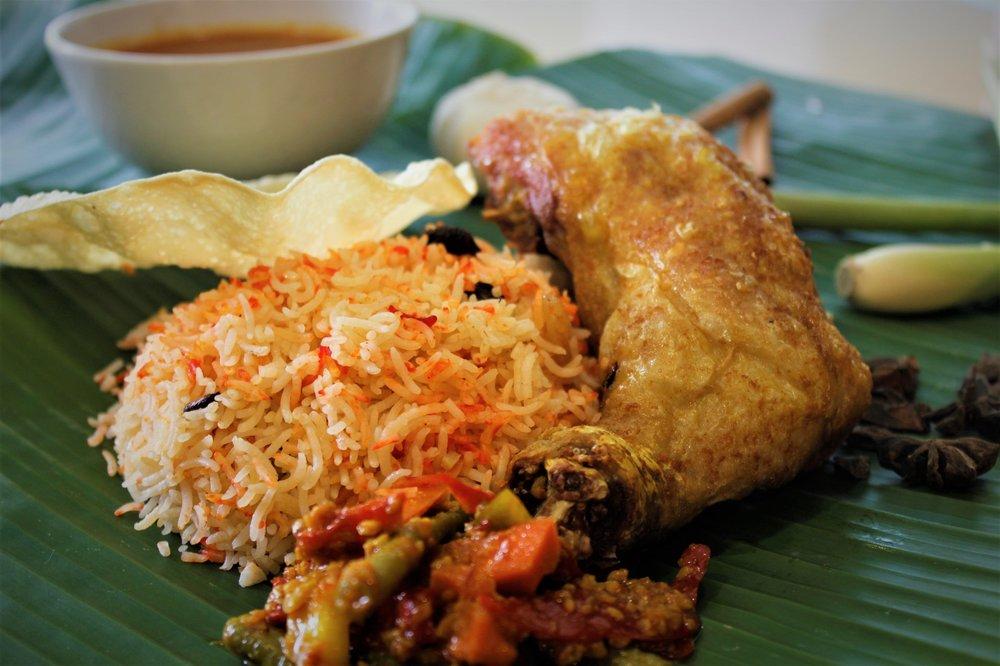 Penang Culture's Nasi Briyani