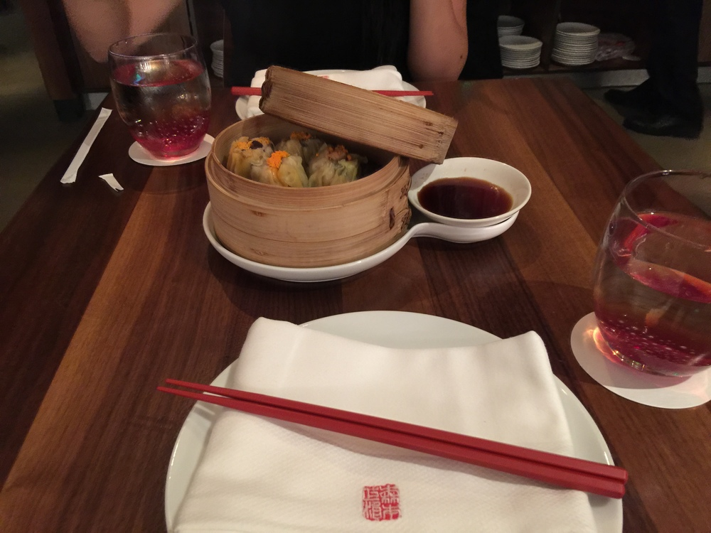 The Shumai is an excellent way to kick off your Morimoto Asia experience.
