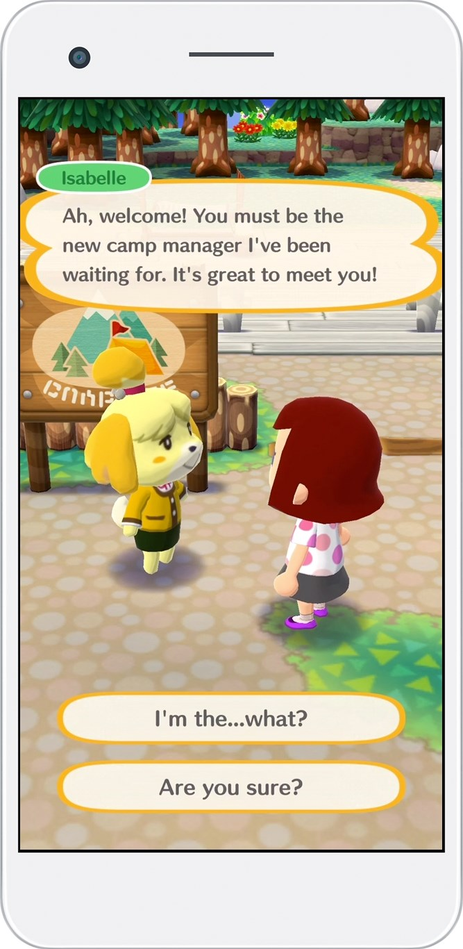 I was surprised to see just how much this game looks like a complete  Animal Crossing  experience.