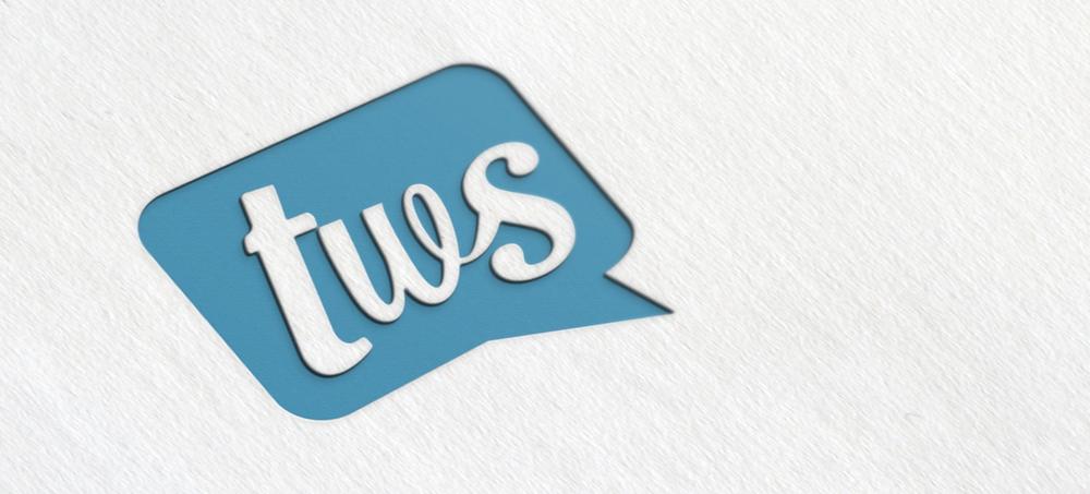 tws logo design