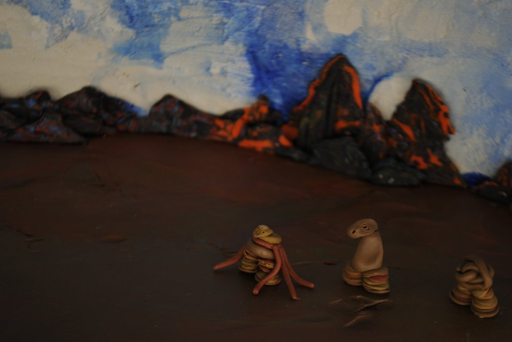 Chintamani Rotstein, 'Animation Still, 2016, excerpt from stop motion animation, dimensions variable