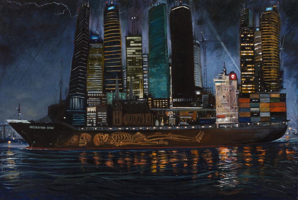 light and GLOOM - Clive Jones