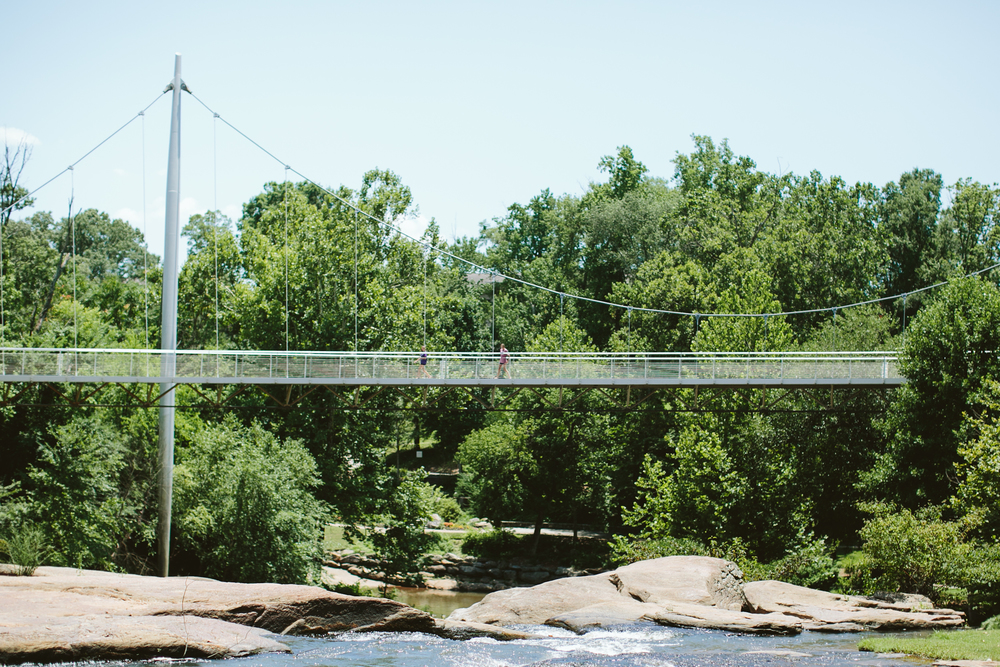 AshevilleFolk - Greenville, South Carolina City Guide: Falls Park